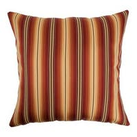Bailey Stripes Euro Sham Sunset