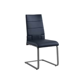 Christopher Knight Home Black Motion Dining Chairs (Set of 2)