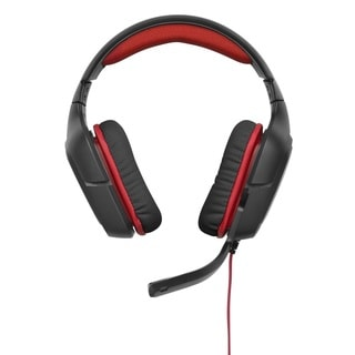 Logitech G230 Stereo Gaming Headset with Mic (Bulk Packaging)