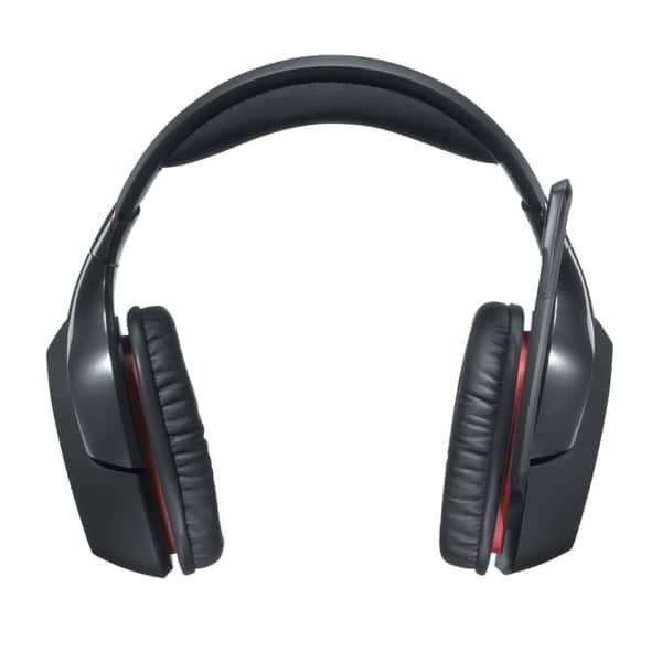 Shop Logitech Wireless Gaming Headset G930 With 7 1 Surround Sound Wireless Headphones With Microphone Bulk Packaging Overstock 12873832