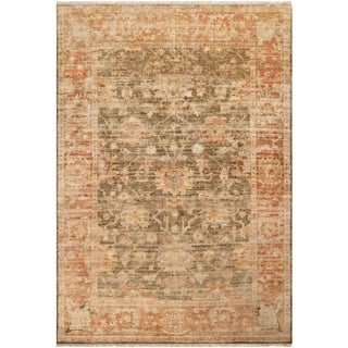 Hand-Knotted Pownal New Zealand Wool Rug (12' x 15')