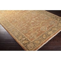 Hand-Knotted Stannard New Zealand Wool Area Rug (12' x 15') - 12' x 15'
