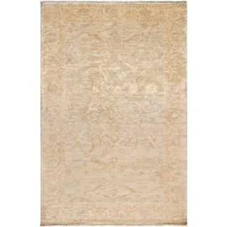 Hand-Knotted Stowe New Zealand Wool Rug (10' x 14')