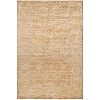 Hand-Knotted Waltham New Zealand Wool Area Rug - 10' x 14'
