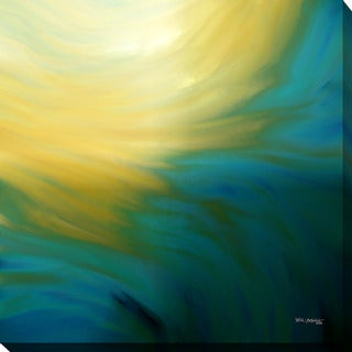 """Mark Lawrence """"Complete. Colossians 2 9 MAX"""" Giclee Print Canvas Wall Art"""