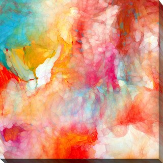 "Mark Lawrence ""We Live By Faith. 2 Corinthians 5:7"" Giclee Print Canvas Wall Art"