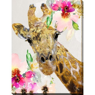 "BY Jodi ""Lilly"" Giclee Print Canvas Wall Art"