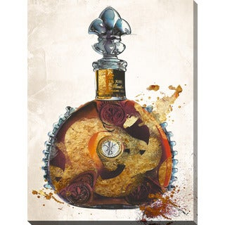 "BY Jodi ""King Louie"" Giclee Print Canvas Wall Art"