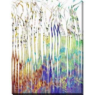 "Mark Lawrence ""The Prayer in the Garden II. Mark 14:32 II"" Giclee Print Canvas Wall Art"
