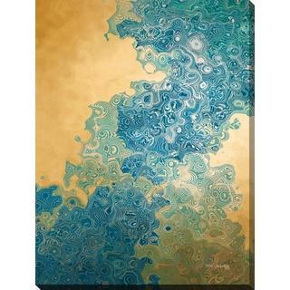 "Mark Lawrence ""Hidden Riches. Isaiah 45:3"" Giclee Print Canvas Wall Art"