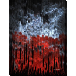 """Mark Lawrence """"Art You Washed In The Blood"""" Giclee Print Canvas Wall Art"""