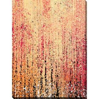 "Mark Lawrence ""Amazing Grace I"" Giclee Print Canvas Wall Art"