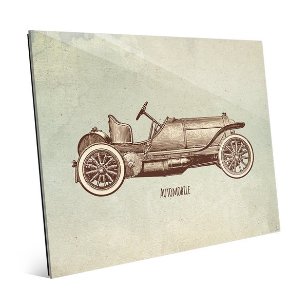 Shop Automobile Acrylic Wall Art - On Sale - Free Shipping Today ...