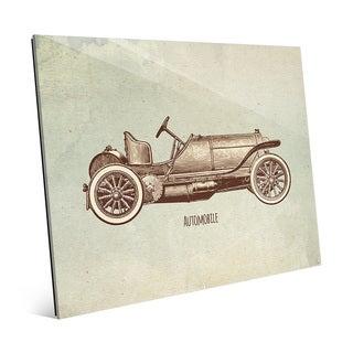 Automobile Acrylic Wall Art