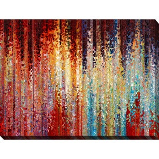 """Mark Lawrence """"The Undeviating Question. John 21:17"""" Giclee Print Canvas Wall Art"""