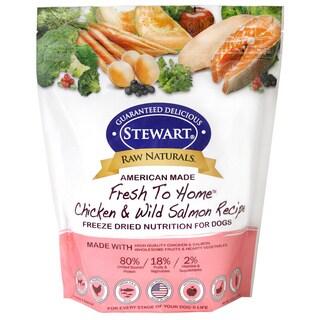 Raw Naturals Chicken and Wild Salmon Recipe Food