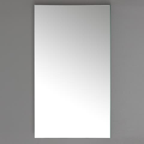 Fresca 15-inch-wide Bathroom Mirror Medicine Cabinet