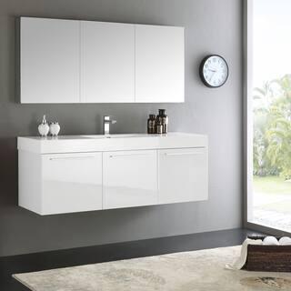 Buy Floating Bathroom Vanities Vanity Cabinets Online At Overstock