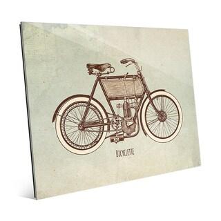 'Bicyclette' Acrylic Wall Art