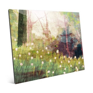 'Dandelion Forest Afternon' Acrylic Wall Art
