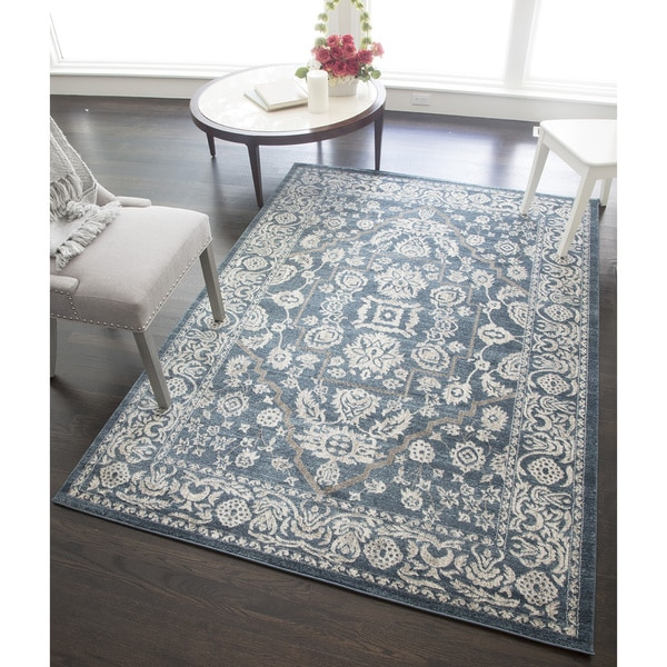 Adelaide Oriental Area Rug - 5'3 x 7'6