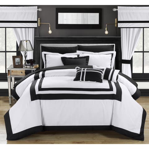Carbon Loft Theresa White Comforter 20-piece Set