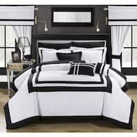 Clay Alder Home Fruita White Comforter 20-piece Set