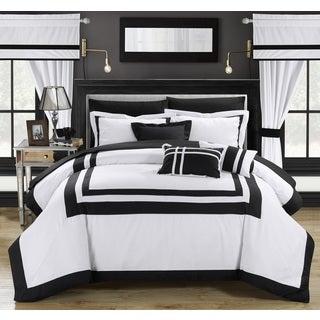 Clay Alder Home Fruita White Comforter 20-piece Set