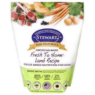 Raw Naturals Lamb Recipe Freezer Dried Dog Food