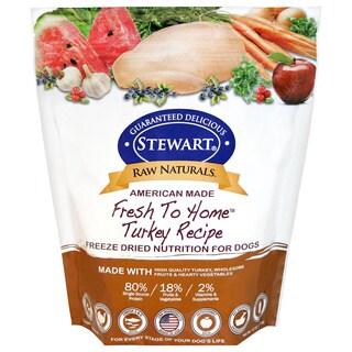 Raw Naturals Turkey Recipe Freezer Dried Dog Food