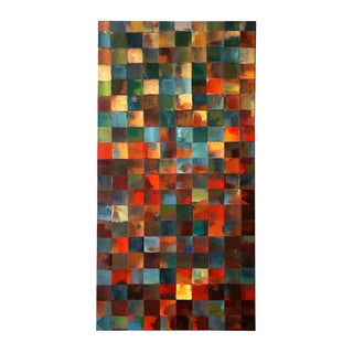 Multicolor 28-inch x 55-inch Canvas Wall Art