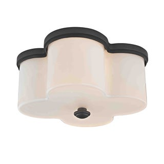 Fifth and Main Clover 2 Light Flushmount