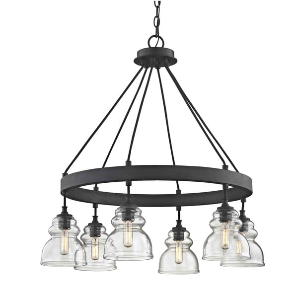 Fifth and main muncie 6 light pendant free shipping today fifth and main muncie 6 light pendant aloadofball Gallery