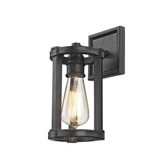 Fifth and Main Loft 1 Light Wall Sconce