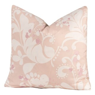 Crayola Eloise Off-white Polyester Decorative Throw Pillow