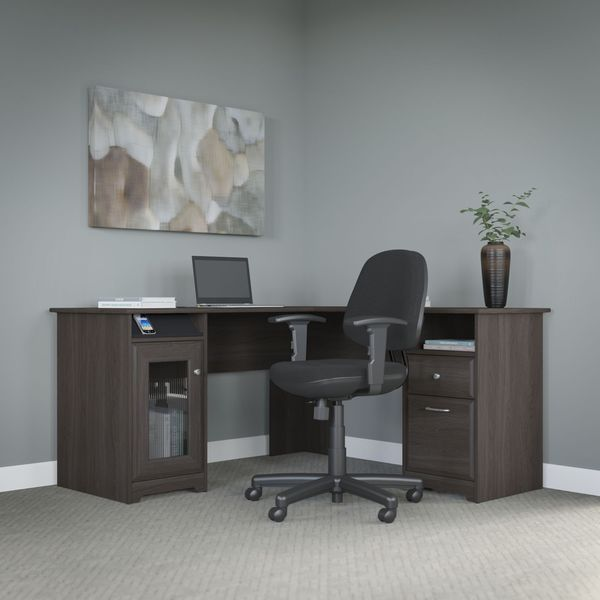 Cabot L Shaped Desk And Office Chair Free Shipping Today