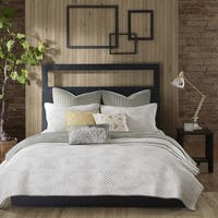 Ink+Ivy Pacific Cotton 3-piece Coverlet Set (As Is Item)