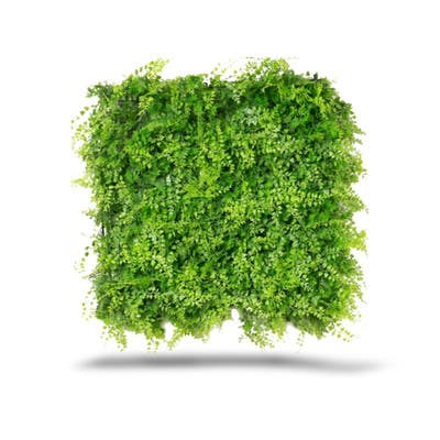 Indoor/Outdoor Maya Silk Artificial Foliage Wall Panels (Set of 4) - Green