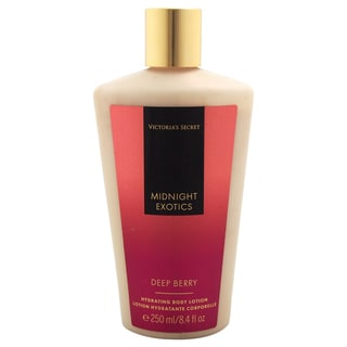 Victoria's Secret 8.4-ounce Midnight Exotics Deep Berry Hydrating Body Lotion