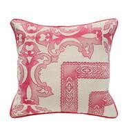 Kosas Home Dora Cotton and Linen 18x18 Throw Pillow