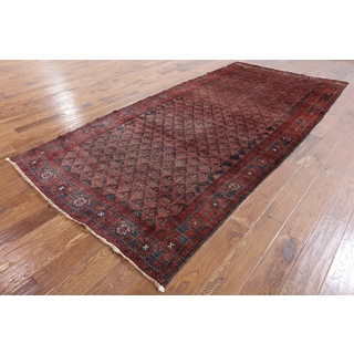 Hand-knotted Oriental Persian Multi Wool On Wool Rug (5' 4 x 11' 2)