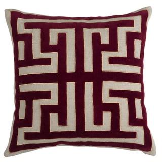 Kosas Home Gavin Multicolor Cotton Blend 18-inch Pillow