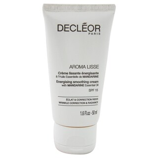Decleor 1.6-ounce Aroma Lisse Energising Smoothing Cream SPF 15