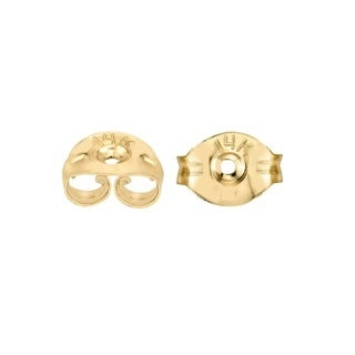 14kt Yellow Gold Ball Stud Earrings