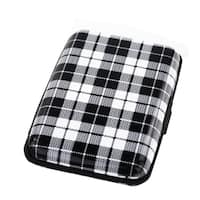 Imperial Home Aluma Wallet Plaid Aluminum RFID-blocking Hard-case Credit Card Wallet