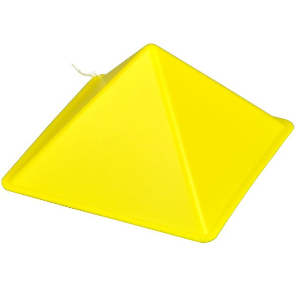 Hape Yellow Pyramid Sand Mold