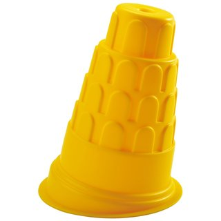 Hape Leaning Tower of Pisa Sand Mold