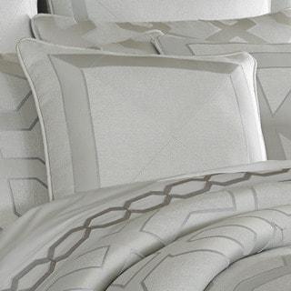 Five Queens Court Kennedy 18 x 18 Throw Pillow