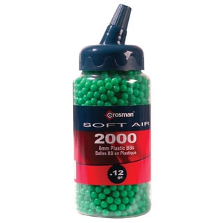 Crosman U-SAP2000 Soft Air Ammo 2,000-count