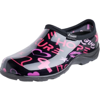 Sloggers 5115HP06 Hope Print Garden Shoe